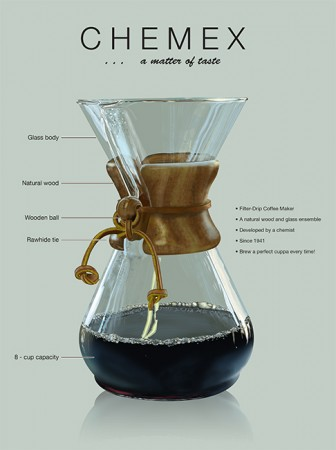 "TECHNICAL ILLUSTRATION: CHEMEX, Adobe Photoshop CS6,12 x 9"", 2012"
